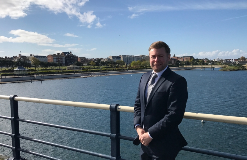 As a gay MP, I support PM's equal rights assurance.        Veteran Southport journalist Martin Hovden writes: Damien Moore, the newly-elected openly-gay MP Conservative for Southport, has today welcomed an assurance from Prime Minster Theresa May that any government arrangement with the DUP will...
