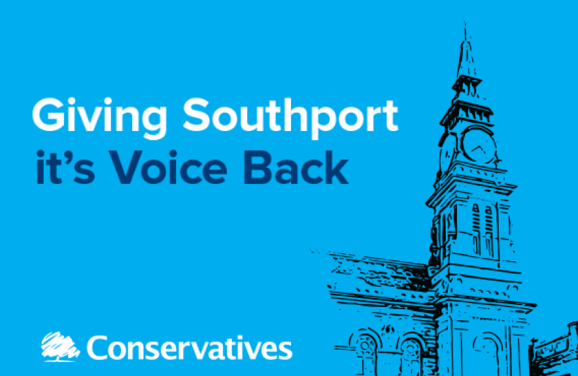 Giving Southport its Voice Back